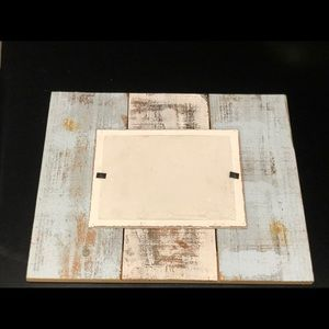 Wall or Tabletop Reclaimed Wood Photo Frames